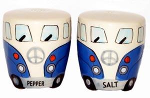 VW Salt & Papper Shaker