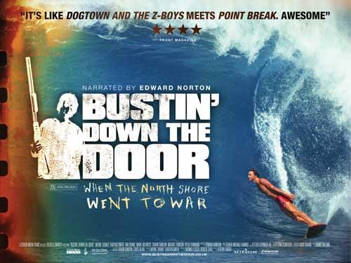 Bustin Down The Door DVD