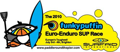 Funky Puffin Endro SUP Race