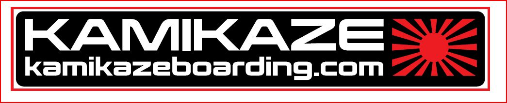 Kamikaze stand up paddle boarding