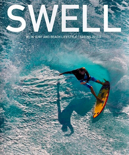 Swell Magazine Europes surf mag