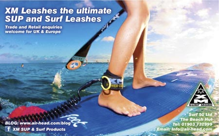 Surf & SUP Leash from XM