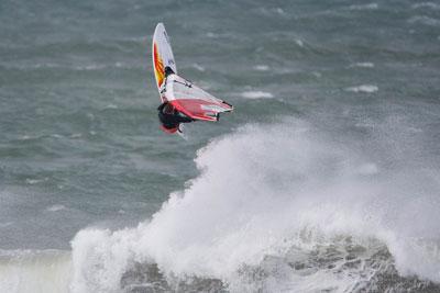 Big Salty Windsurf